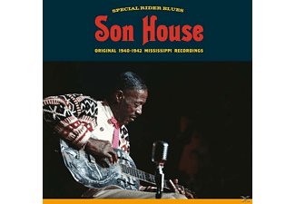 Son House - Special Rider Blues (Ltd.180g Vinyl) - (Vinyl)