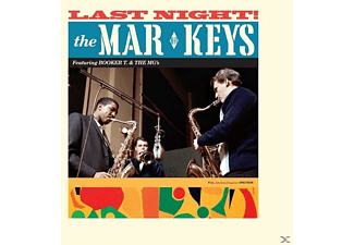 The Mar-Keys - Last Night+2 Bonus Tracks (Ltd.180g Vinyl) - (Vinyl)
