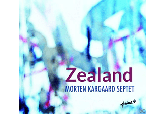 Morten Septet Kargaard - Zealand - (CD)