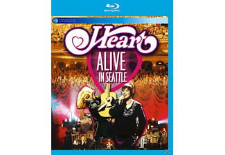 Heart - Alive In Seattle - (Blu-ray)