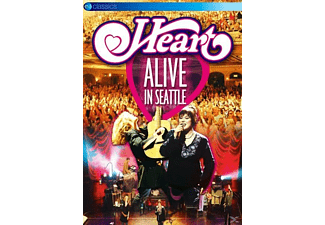 Heart - Alive In Seattle - (DVD)