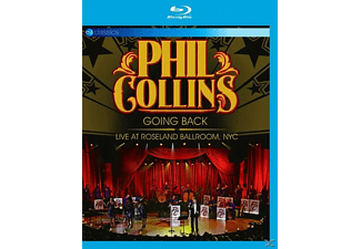 Phil Collins - Going Back: Live At Roseland Ballroom,Nyc - (Blu-ray)