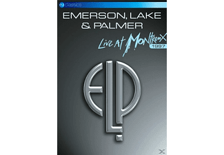 Emerson, Lake & Palmer - Live At Montreux 1997 - (DVD)