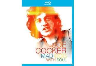 Joe Cocker - Mad Dog With Soul - (Blu-ray)