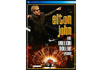 Elton John - The Million Dollar Piano - (DVD)
