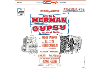 Original Broadway Cast, Ethel Merman - Gypsy [180 Gram Vinyl ] [Vinyl LP] - (Vinyl)
