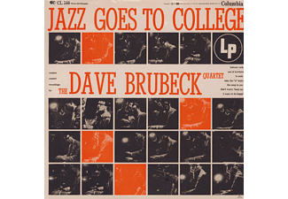 Dave Brubeck - Jazz Goes to College [Vinyl LP] - (Vinyl)