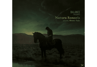 Henry Saiz - Balance Presents Natura Sonoris - (CD)