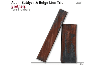 Adam & Helge Lien Trio Baldych - Brothers - (CD)