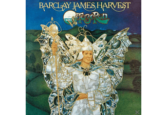 Barclay James Harvest - Octoberon - (CD + DVD Audio)