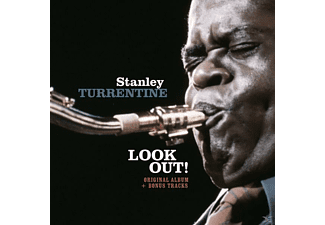 Stanley Turrentine - Look Out! (180gr) - (Vinyl)