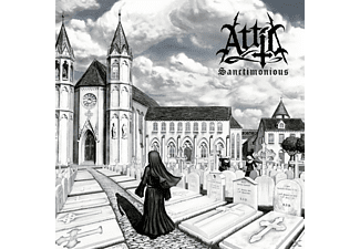 The Attic - Sanctimonious (Digipak) - (CD)
