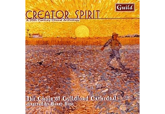 Choir Of Guildford Cathedral - Creator Spirit/Chormelodien Des 20.Jahrhunderts - (CD)