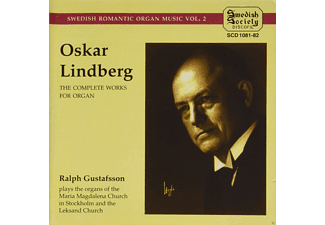 Ralph Gustafsson - The Complete Works For Organ - (CD)