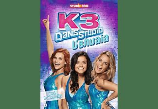 K3 K3 Dansstudio ' Ushuaia, (DVD). DVDNL