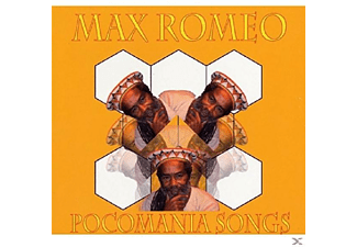 Max Romeo - Pocomania Songs - (CD)