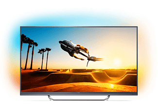 PHILIPS 65PUS7502/12, 164 cm (65 Zoll), UHD 4K, SMART TV, LED TV, 2200 PPI, Ambilight 3-seitig, DVB-T2 HD, DVB-C, DVB-S, DVB-S2