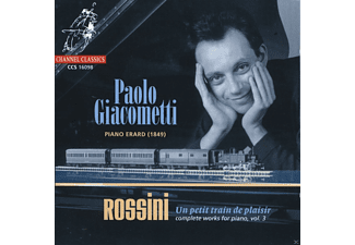 Paolo Giacometti - Un Petit Train De Plaisier - (CD)