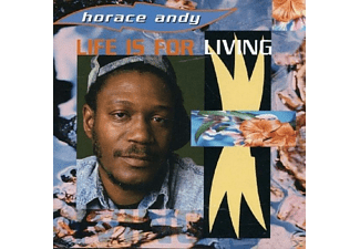 Horace Andy - Life Is For Living - (CD)