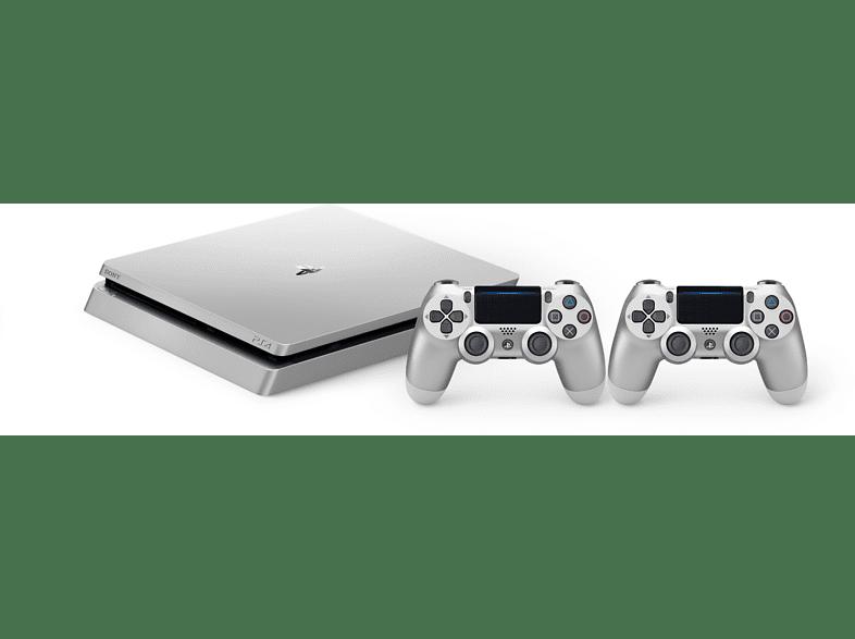 PlayStation 4 500GB Ezüst - MediaMarkt Magyarország