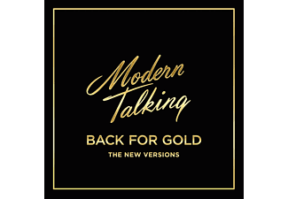 Modern Talking - Back for Gold (CD)