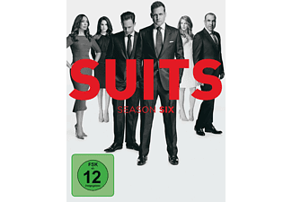 Suits - Season 6 - (DVD)