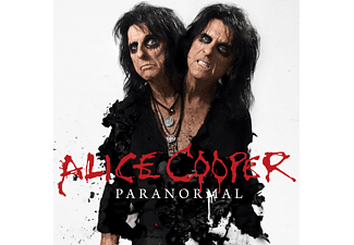 Alice Cooper - Paranormal - (CD)