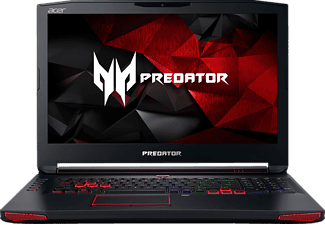 ACER Predator 17 (G9-793-718K), Gaming Notebook mit 17.3 Zoll Display, Core™ i7 Prozessor, 16 GB RAM, 256 GB SSD, 1000 GB HDD, GeForce® GTX 1070, Schwarz