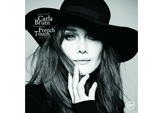 Carla Bruni - French Touch (Ltd.Deluxe Edt.) - (CD + DVD Video)