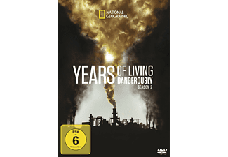 Years Of Living Dangerously - Staffel 2 - (DVD)