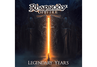 Rhapsody Of Fire - Legendary Years (Limited Edition) (Clear) (Vinyl LP (nagylemez))