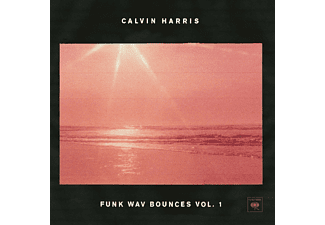 Calvin Harris - Funk Wav Bounces Vol.1 (CD)