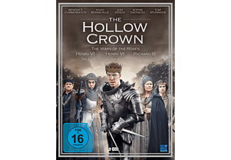 The Hollow Crown - The War of the Roses - (DVD)