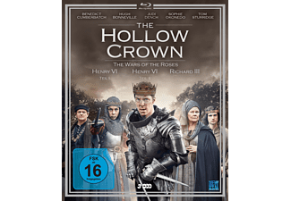 The Hollow Crown - The War of the Roses - (Blu-ray)
