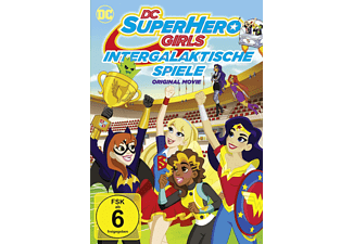 DC Super Hero Girls: Intergalaktische Spiele - (DVD)