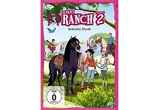 Lenas Ranch - Bedrohte Pferde (2.Staffel Vol.3) - (DVD)