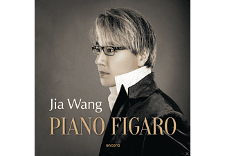 Jia Wang - Piano Figaro - (CD)