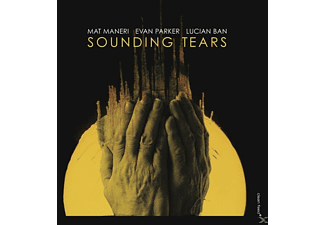Mat Maneri, Evan Parker, Lucian Ban - Sounding Tears - (CD)