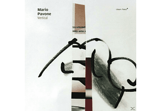 Mario Pavone - Vertical - (CD)