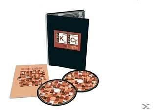 King Crimson - The Elements Tour Box 2017 - (CD)