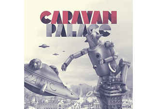 Caravan Palace - Panic (Digipack+Bonus Tracks) - (CD)