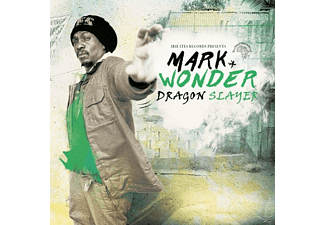 Mark Wonder - Dragon Slayer - (CD)
