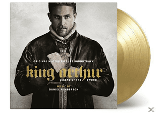 Daniel Pemberton - King Arthur: Legend Of The Sword (LTD Gold Vinyl) - (Vinyl)