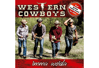 Western Cowboys - Imma weida - (CD)