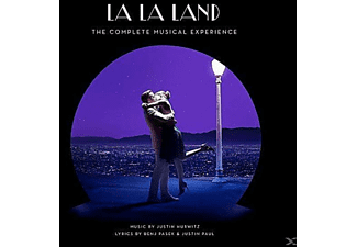 OST/VARIOUS - La La Land (Deluxe Edt.) - (CD)