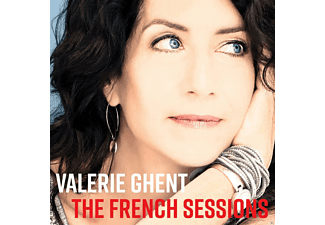 Valerie Ghent - The French Sessions - (CD)