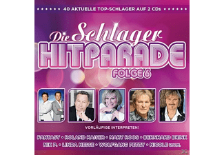 VARIOUS - DIE SCHLAGER HITPARADE 6 - (CD)