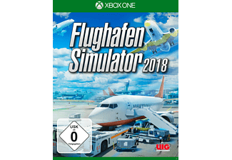 Airport Simulator 2018 - Xbox One