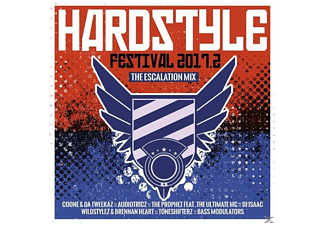 VARIOUS - Hardstyle Festival 2017.2-The Escalation Mix - (CD)