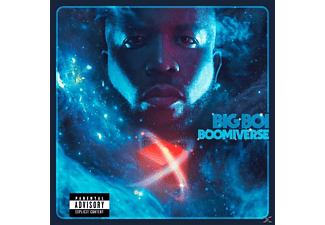 Big Boi - Boomiverse - (CD)